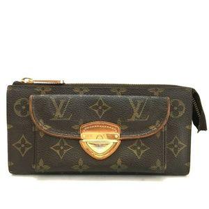 Auth Louis Vuitton Portefeiulle Astrid #1035L20